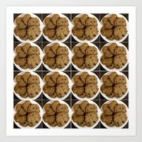 cookies Art Prints featuring Cookies by Albano Juliano