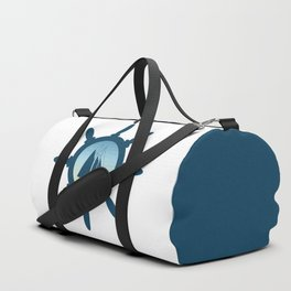 Sailing scene Duffle Bag