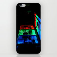 pick a door iPhone & iPod Skin