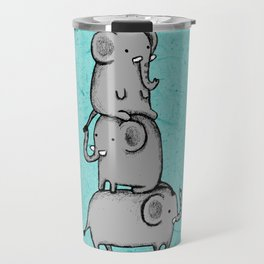 Elephant Totem Travel Mug