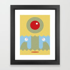 CRUSTACEAN Framed Art Print
