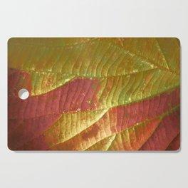Leafylicious Cutting Board