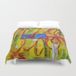 Notional Ding Dong Duvet Cover