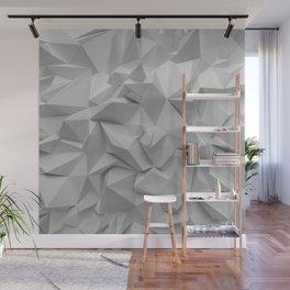 White Crow Wall Mural