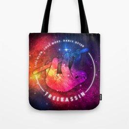 Treebassin – Sloth Tote Bag