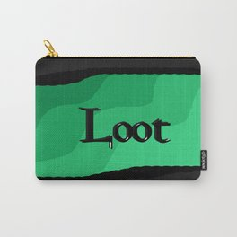 Loot: Color Sea-foam Carry-All Pouch