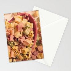 I Heart Pasta Stationery Cards