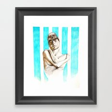 Harbinger Framed Art Print