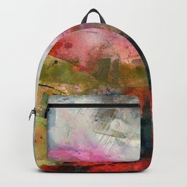 Dream Encounters No.12 by Kathy Morton Stanion Backpack