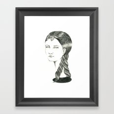 H2 Framed Art Print
