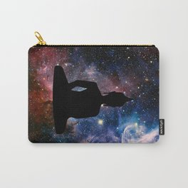Space Galaxy Buddha Carry-All Pouch