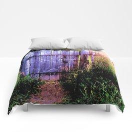 Enchanted Gateway Comforters