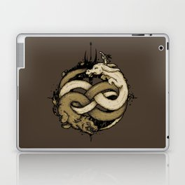 NEVERENDING FIGHT Laptop & iPad Skin
