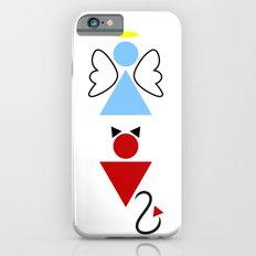 Dengel (Angel + Devil) iPhone 6s Slim Case