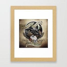 Crooked Kingdom - Change The Game Framed Art Print