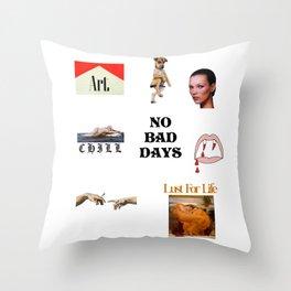 MIX03 Throw Pillow