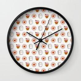 Kawaii Afternoon Tea Wall Clock