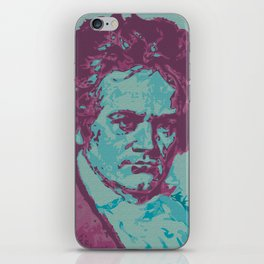 Roll Over Beethoven iPhone Skin