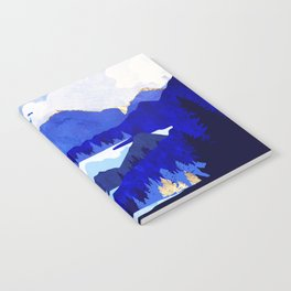 Blue Lake Notebook