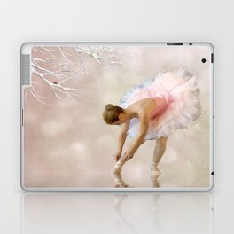 Dancer in Water Laptop & iPad Skin