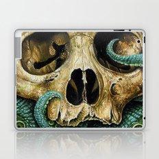 Tentacle skull Laptop & iPad Skin