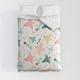 Spring Flock Comforters