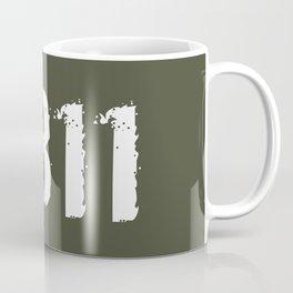 Infantry - 0311 Coffee Mug