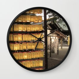 Traditional Japan Wall Clock