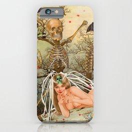 Bone Bride iPhone Case