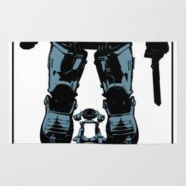 RoboDuel Rug