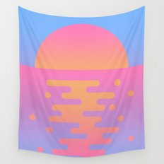 Paradise III Wall Tapestry