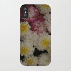 Floral Love Slim Case iPhone X