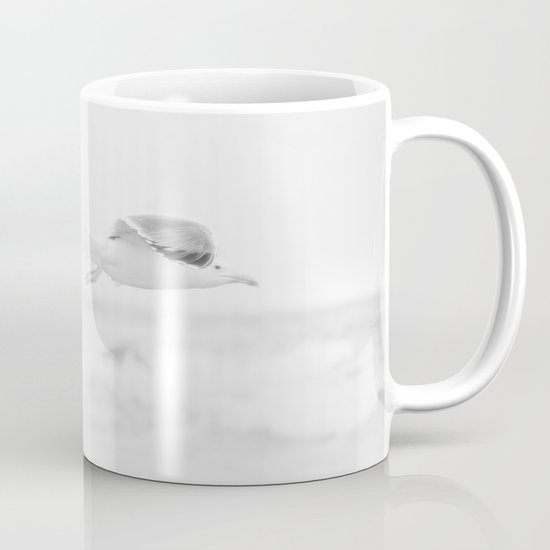 sea - flight Mug