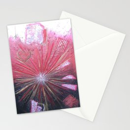 RED LIGHT by Elena Raimondi Stationery Cards