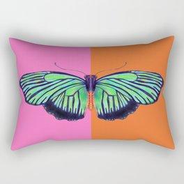 Hal Color Block Rectangular Pillow