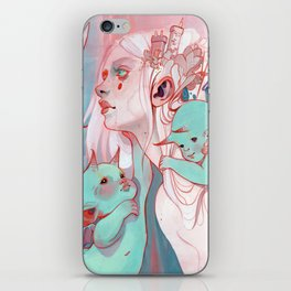 Scatterling iPhone Skin