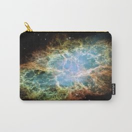 Crab Nebula Carry-All Pouch