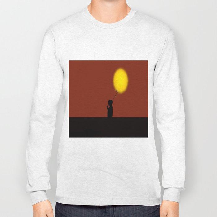 Sun Balloon  Long Sleeve T-shirt