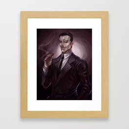 ADDAMS FAMILY - Gomez Framed Art Print