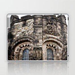 Edinburgh Castle Tower Laptop & iPad Skin