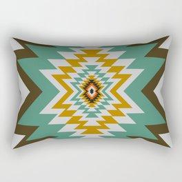 Geometric tribal decor Rectangular Pillow