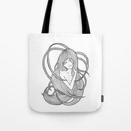 Mystic Karr Tote Bag