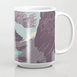 Yoho National Park Poster Coffee Mug