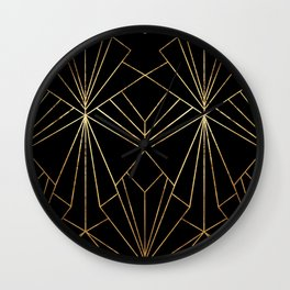 And All That Jazz - Large Scale Wall Clock