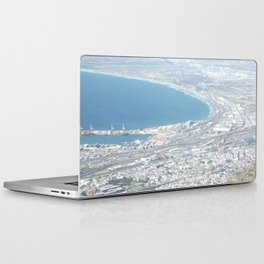 Cape Town from Table Mountain Laptop & iPad Skin