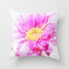 Love Shining Through Throw Pillow