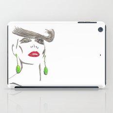 Pout&Quiff iPad Case
