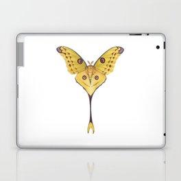 Comet moth (Argema mittrei) Laptop & iPad Skin