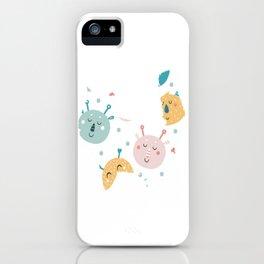 Cat 399 iPhone Case