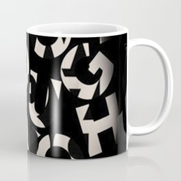 Chercher ses mots Coffee Mug